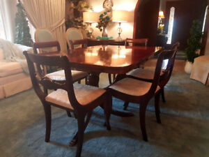 100 Years Old Table And Chairs