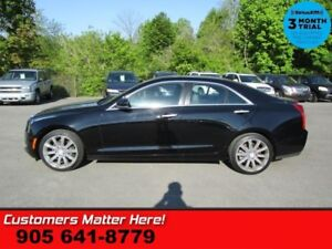 2015 Cadillac ATS 2.0 Turbo Luxury  AWD NAV ROOF CAM HS 2X-P/SEA