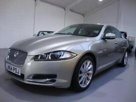Jaguar XF 3.0TD V6 Premium Luxury ( 240ps ) ( s/s ) Auto 2014 64, 43000 FJSH,