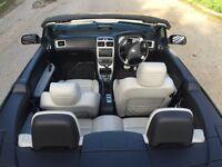 Peugeot 307cc auto leather
