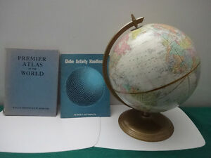 Atlas of the World and Globe activity handbook