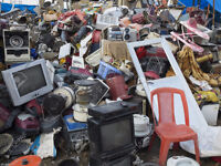 Cheapest Junk Removal, Any Waste 25$ and up
