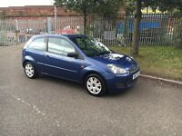 2007 Ford Fiesta Style 1.25✅long mot drives great✅ideal first car