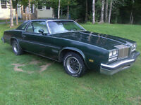 1976 Olds Cutlass Salon - Project Car