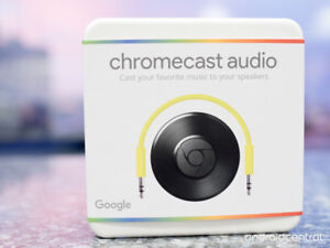 Looking for chromecast audio