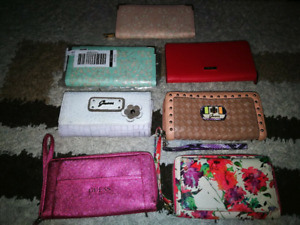New and Like New Women's Wallets