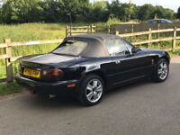 Mazda MX-5 1.8i Classic Ltd Edn Convertible