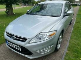 image for 2012 Ford Mondeo 2.0 TDCi Titanium X Powershift 5dr Hatchback Diesel Automatic