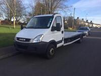 Iveco Daily - Recovery Truck - **Natural Gas Conversion**