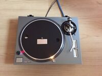 Technics 1200 MK2 Turntable/Deck - Brand New Cover, Upgraded Phonos & Upgraded Pitch!