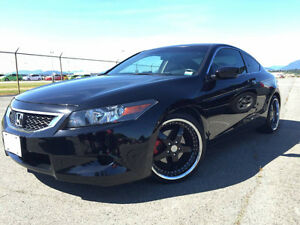 2010 Honda Accord EX-L Coupe (2 door) with navi and low KM
