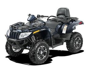 Used 2015 Arctic Cat TRV 700 XT EPS