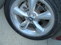 """Califronia Special Mustang GT 18"""" Wheel"""