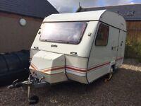 Sprite 4-Berth Caravan