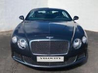 2016 65 BENTLEY CONTINENTAL 6.0 GT 2D 553 BHP MULLINER LHD PX / FINANCE POSSIBLE