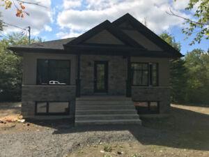 maison à louer avec option d'achat St-Hippolyte-Laurentides