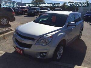 2013 Chevrolet Equinox lt  - Certified - $123.75 B/W