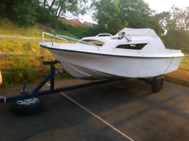 Boat project and trailer SWAPS car/bike