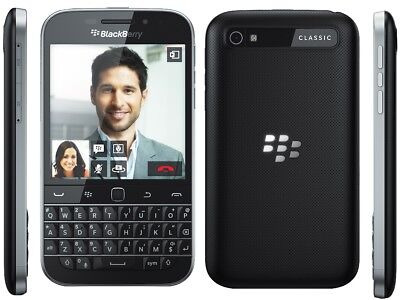 BlackBerry Q20 Classic 16GB Black (Unlocked)  - 1 Year Warranty