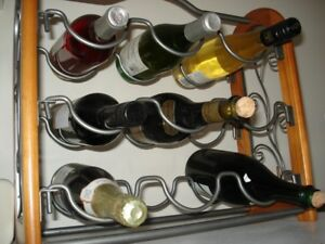 Wine Storage Rack.
