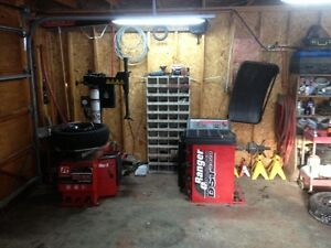 Certified auto mechanic offering mounting and balancing of all a