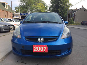 2007 Honda Fit LX w/Cruise Control Hatchback ***NO ACCIDENT**