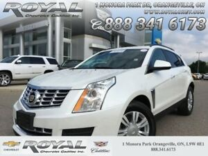2016 Cadillac SRX FWD   HEATED LEATHER * BOSE SOUND SYSTEM