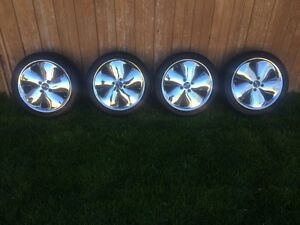16x7 Elite Wheel Corp rims