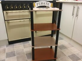 Child's Pirate Shelves