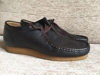 Clark's Wallabees men's shoes