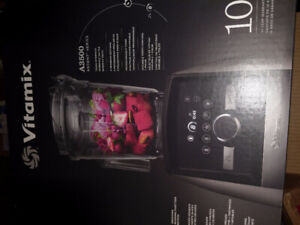 Vitamix A3500 Ascent series VM0185 blender stainless steel