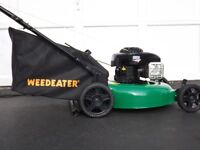 NEW IN-BOX WEEDEATER PUSH LAWNMOWER