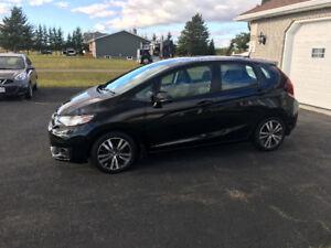 2015 Honda Fit EXL