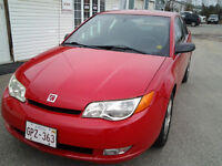 SOLD SOLD SOLD!!!   THANKS!!!   2007 Saturn ION Quad Coupe
