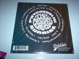 lp by The Chesterfield Kings reduce price  20$ Gatineau Ottawa / Gatineau Area image 2