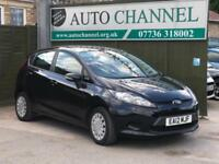 2012 Ford Fiesta 1.6 TDCi ECOnetic DPF Edge 5dr