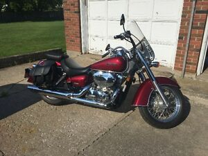 2005 Honda Shadow Areo 750 cc