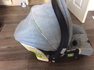 Safety first car seat stroller travel system