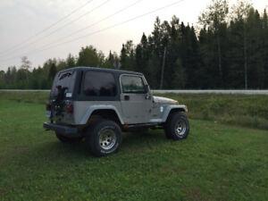 Jeep TJ Sport 2001