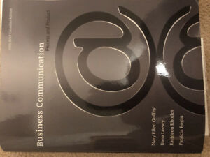 Business communication process and product 5th edition