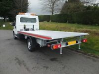 24/7 CAR RECOVERY TOW TRUCK TOWING SERVICE VAN BIKE TRANSPORT DELIVERY NATIONWIDE
