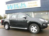 2014 Isuzu D-MAX TD UTAH VISION 2.5 TWIN TURBO 4x4 Pickup Automatic Pick-Up