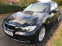 BMW 320 D SE TOURING ESTATE 2.0 TURBO DIESEL (2007) (FULL SERVICE HISTORY)