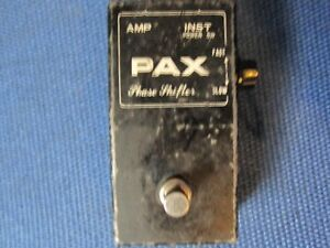 pax  phase shifter