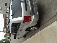 2005 Jeep Grand Cherokee Fourgonnette, fourgon