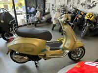 Vespa Primavera 125 cc 75th Anniversary Limited stock remaining !!
