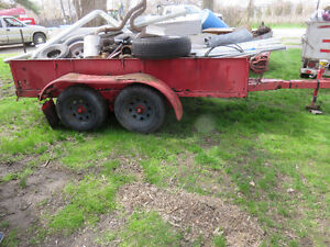 3 TRAILERS FOR SALE