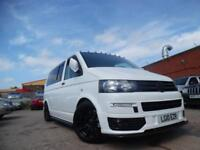 2010 VW TRANSPORTER T5 SWB T28 2.0 TDI IN CANDY WHITE NO VAT