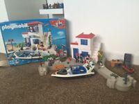 Playmobil 5128 Harbour