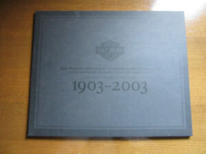 Harley Davidson 100th year collector prints